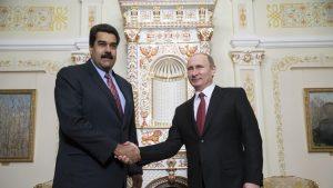 Putin Maduro