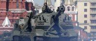 parada armata rusa