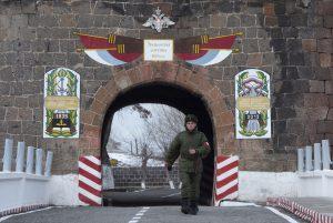 Gyumri baza rusa 102
